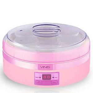 розовая йогуртница