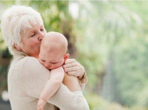 Письмо бабушки новорождённой внучке Только не бойся1