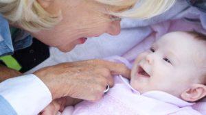 Письмо бабушки новорождённой внучке Только не бойся2