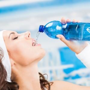вода пить