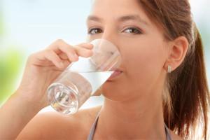 как приучиться пить воду