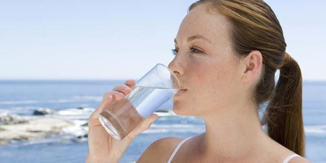 привычка пить воду