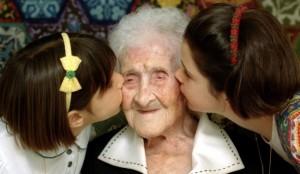 Идеальная старость Жанны Кальман1