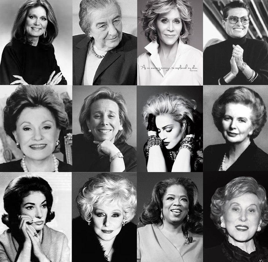 13 женщин, которые изменили мир