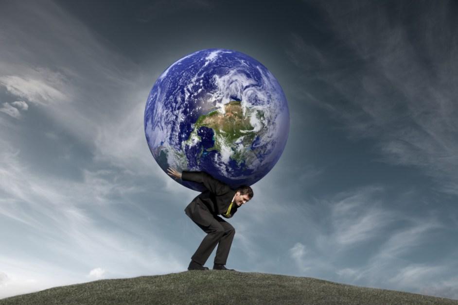 1. Тяжесть этого мира