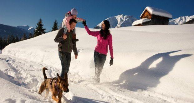 Полезная ходьба зимой топ 20 правил