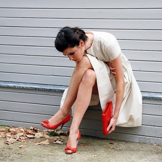 История про туфли, которая меняет отношение к жизни