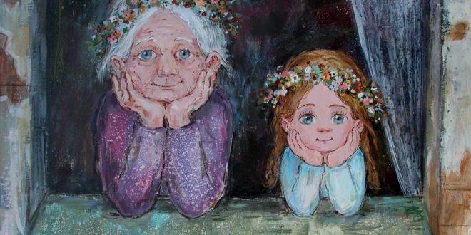 Я поняла про бабушек..